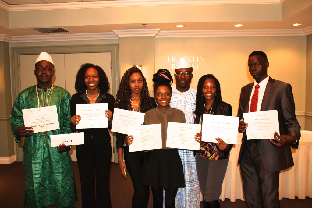 Model AU Mali Delegation